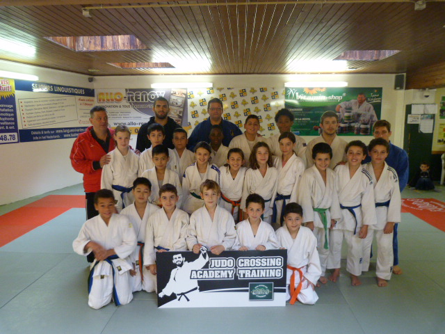 JUDO CROSSING TRAINING ACADEMY